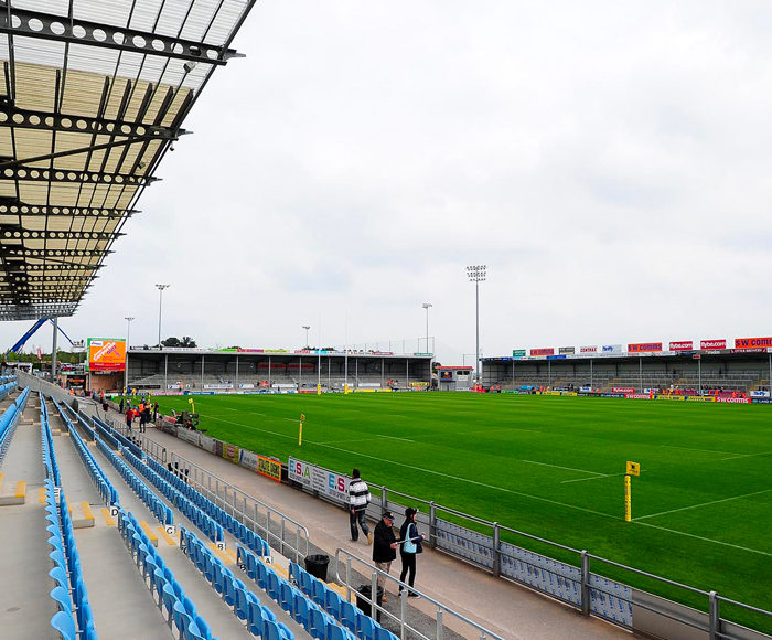 Sandy Park, Exeter Chiefs