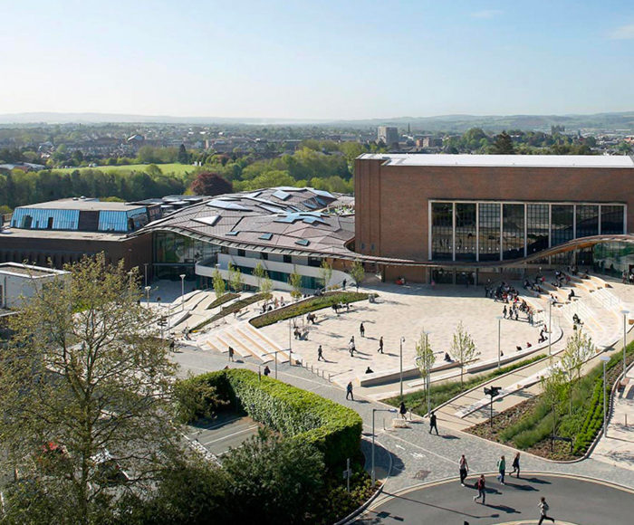 The Forum, University of Exeter